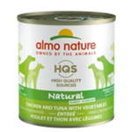 Almo Chicken & Tuna with Vegetables - 280 g
