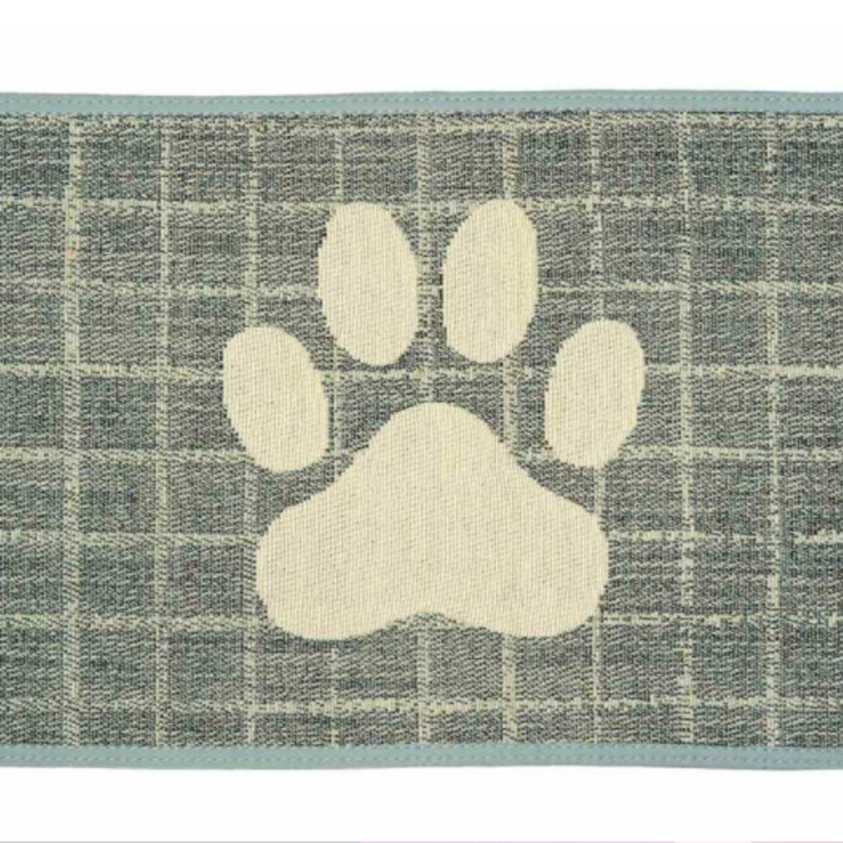 Loving Pets Bella-Checkered Paw Placemats