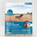 Open Farm Morceaux de Surf & Turf -Cru séché à froid-3.5 oz