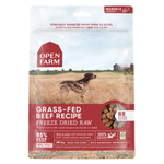 Open Farm Morceaux de Boeufs-Cru Séchés à Froid-3.5 oz