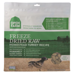 Open Farm Turkey Morsels-Freeze Dry Raw-3.5 oz