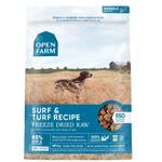 Open Farm Surf & Turf-Cru séché à froid-13.5 oz