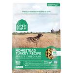 Open Farm Turkey - Freeze Dry Raw - 13.5 oz