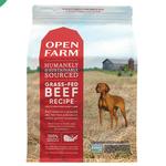 Open Farm Bœuf nourri à l'herbe-Croquettes