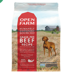 Open Farm Grass-fed beef-dry food