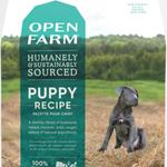 Open Farm Recette pour Chiot-Croquettes