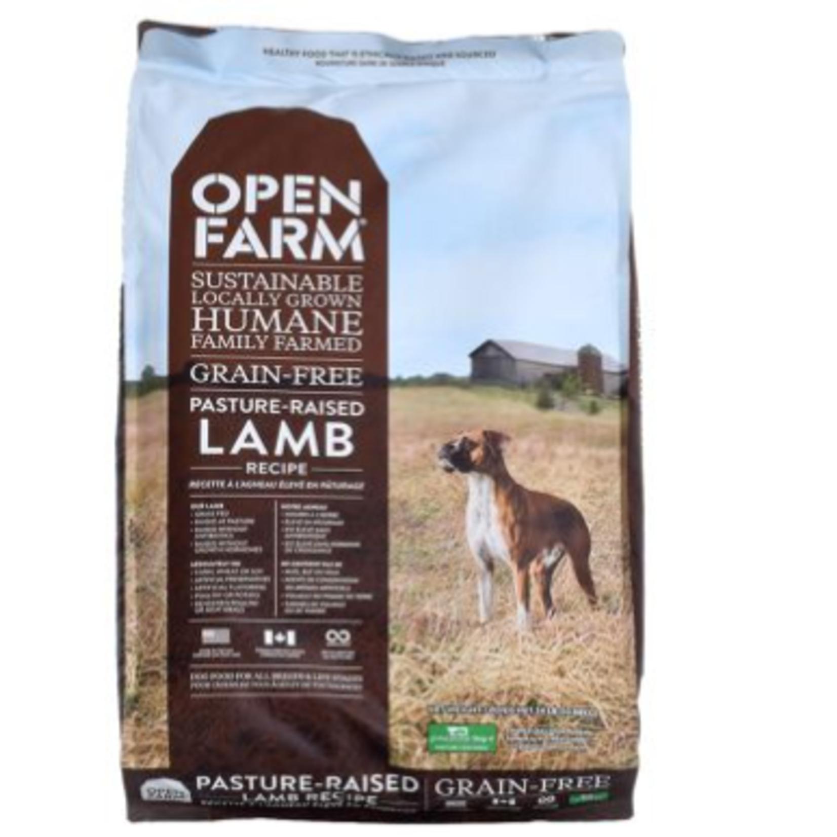 Open Farm Lamb raised on pasture-Dry food-Dog