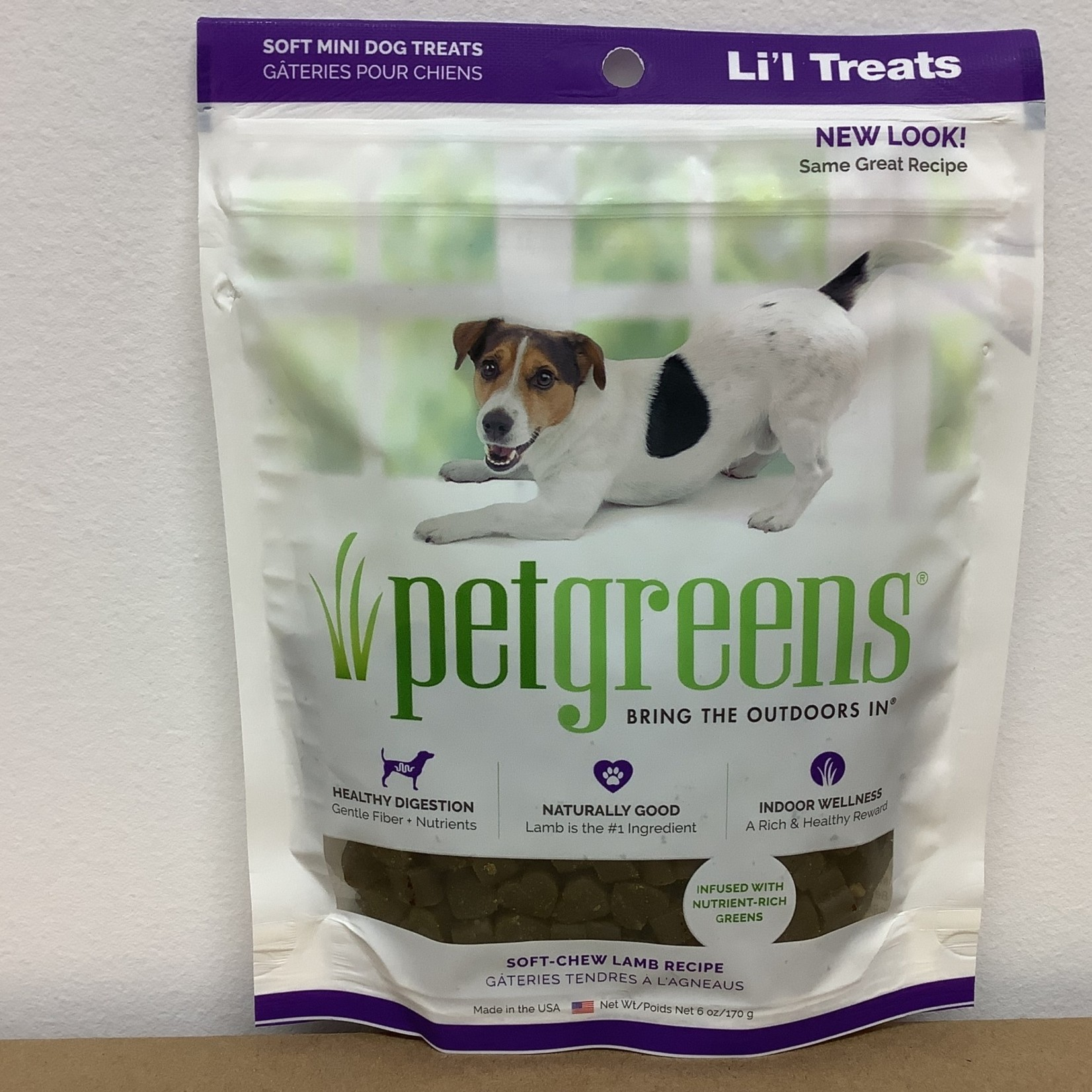 BellRock 4 flavors-Soft-Chew 170 g - Dog PetGreens Treats