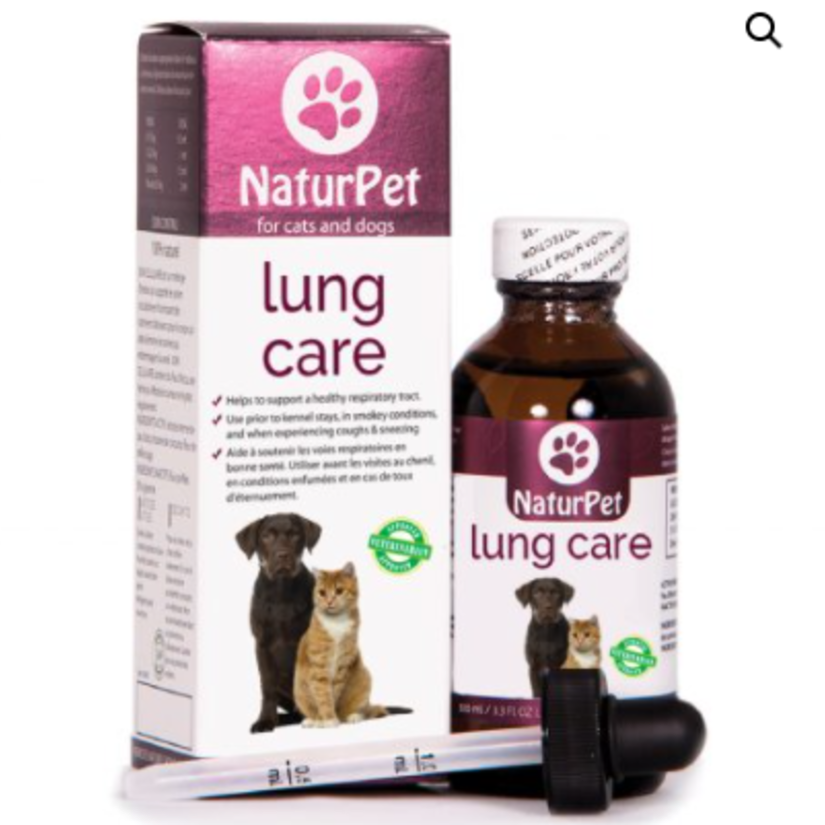 NaturPet Lung Care - 100 ml