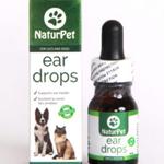 NaturPet Gouttes auriculaires pour chiens et chats-tout naturel