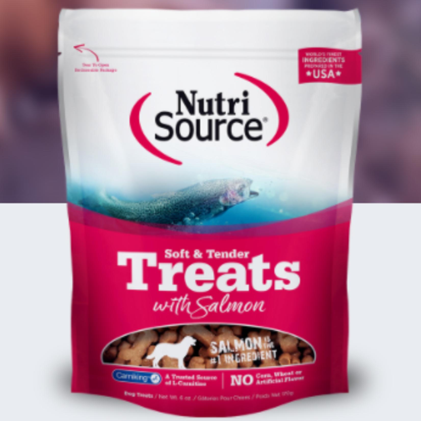 Nutri-Source Recette de saumon - Bouchées tendres et tendres - 6 oz