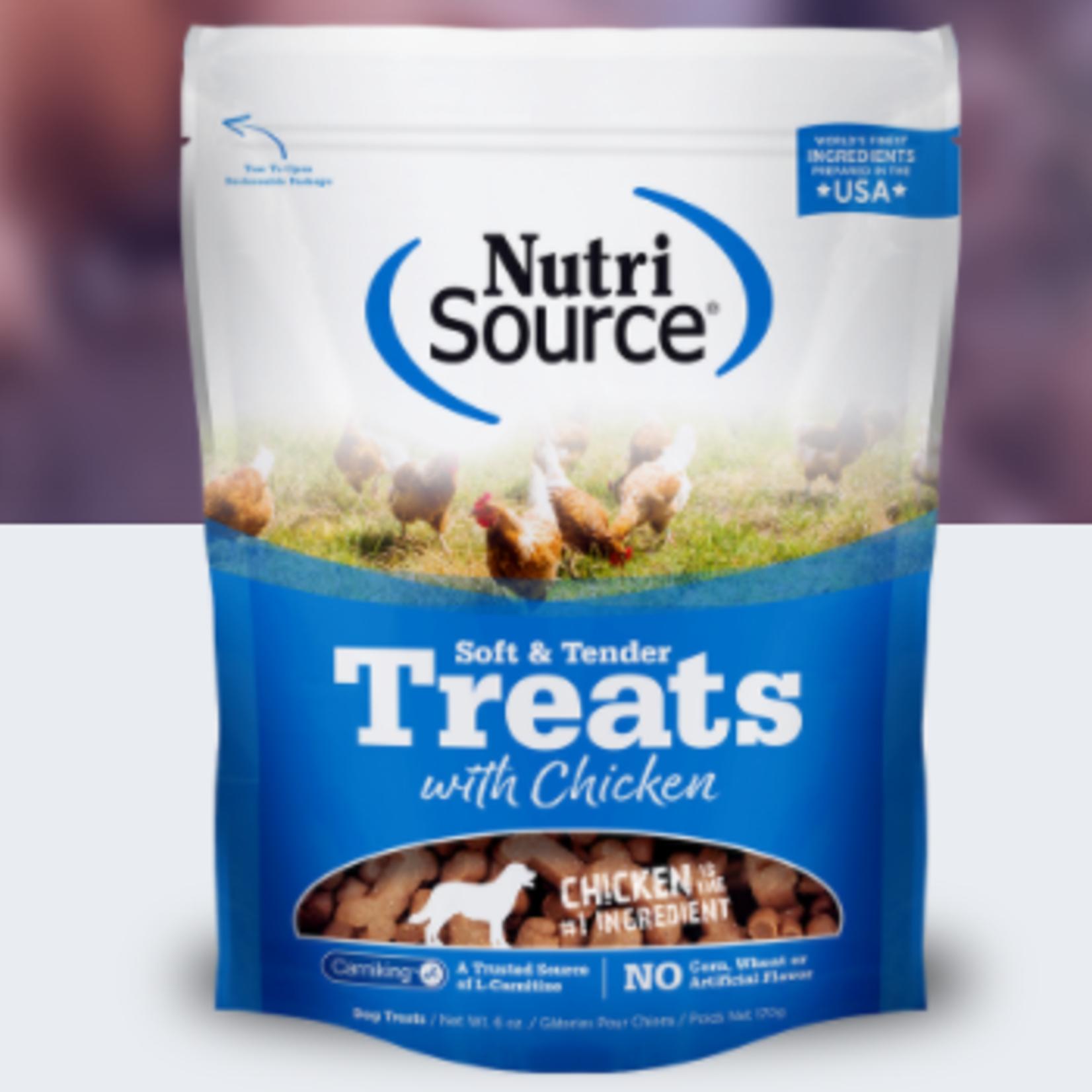 Nutri-Source Chicken Recipe-Soft & Tender Bites- 6 oz