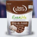 Nutri-Source Hip & Joint Treats - PureVita - 6 oz
