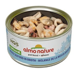 Almo Mixed Seafood in Broth - 70g