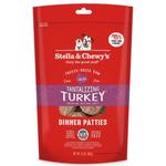 Stella & Chewy s Freeze Dry RAW- Tantalizing Turkey Dinner Patties-5.5oz