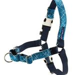 Pet Safe Harness Small/15 -20 in-Bling BlueSilver Easy Walk