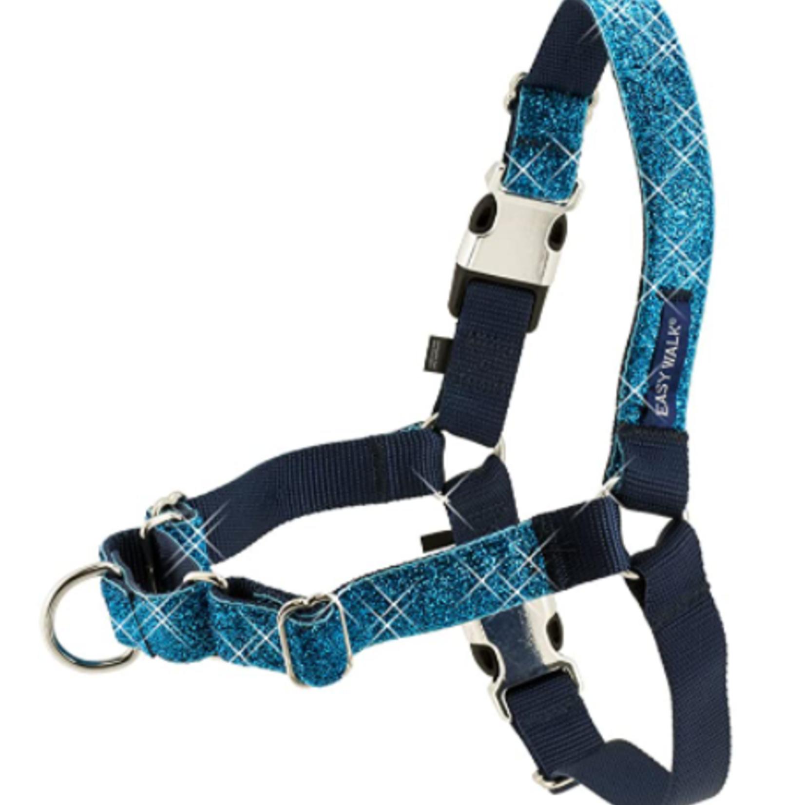 Pet Safe Harnais Small/15 -20 po-Bling Blue Easy Walk