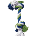 Dogit Knotted Rope, Multicoloured Rope, Medium