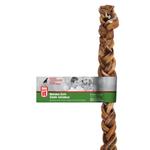 Dogit Bully Stick - Tressé - 12 po - paquet de 1