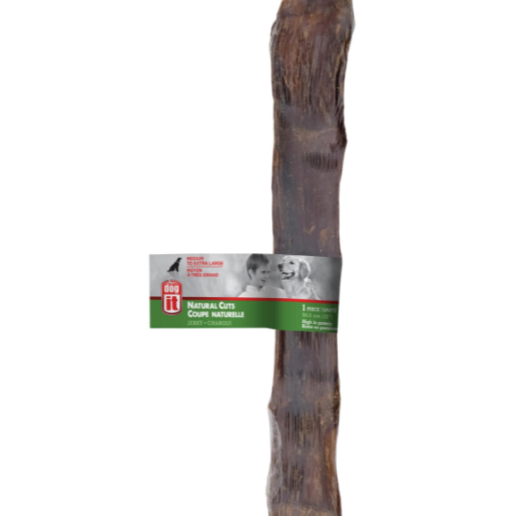 Dogit Jerky - Droit - 12 po - Paquet de 1