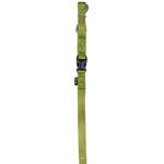 Zeus Nylon Leash - Olive - Medium - 6 ft