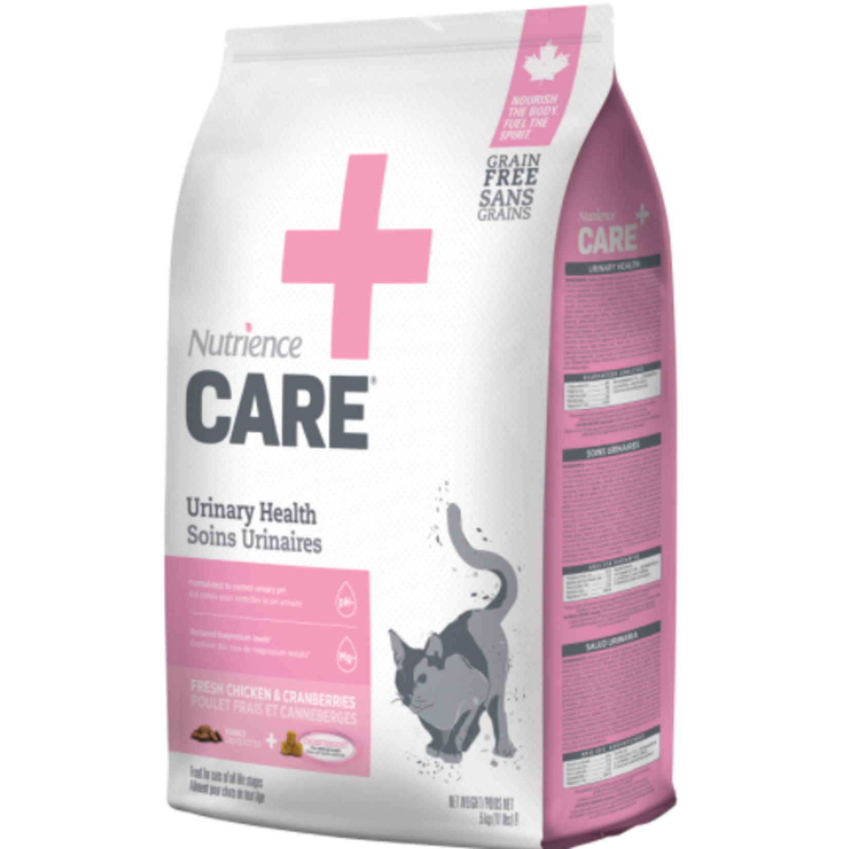 nutrience Care Urinary Health for Cats - 5 kg (11 lbs)-Dry Food