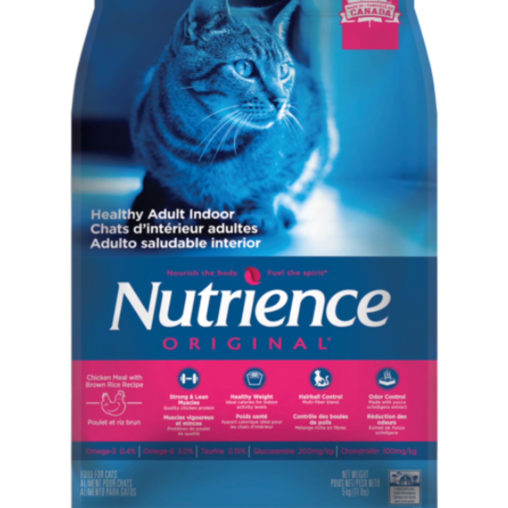 nutrience Original Adult - Chicken &Brown Rice - 11 lbs-Dry food