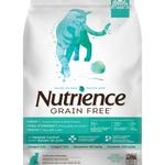 nutrience Turkey Chicken & Duck - Grain Free – 11 lbs - Dry food