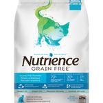 nutrience Poisson de mer - Sans grains - 11 lb - Croquettes