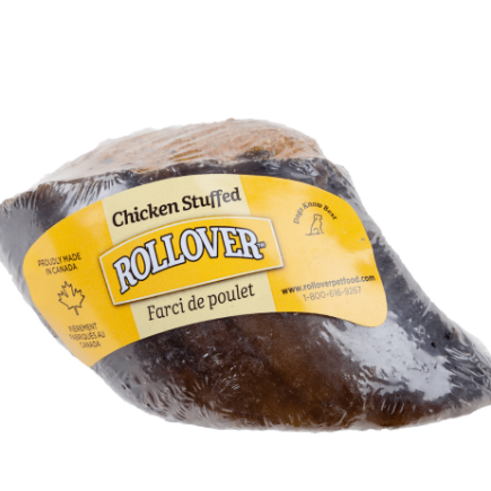 Rollover Stuffed Hooves