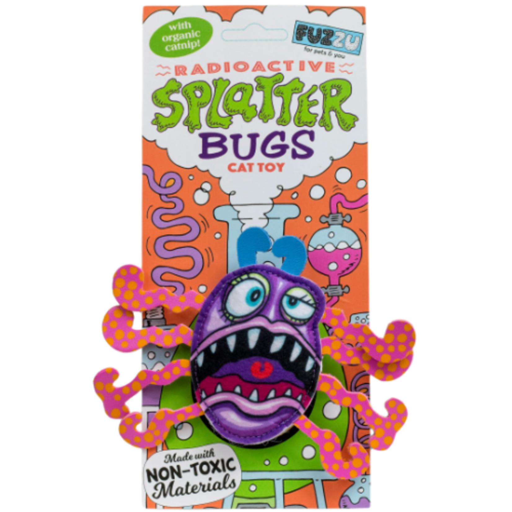 FUZZU Splatterbugs - Jouet pour chat Frazz