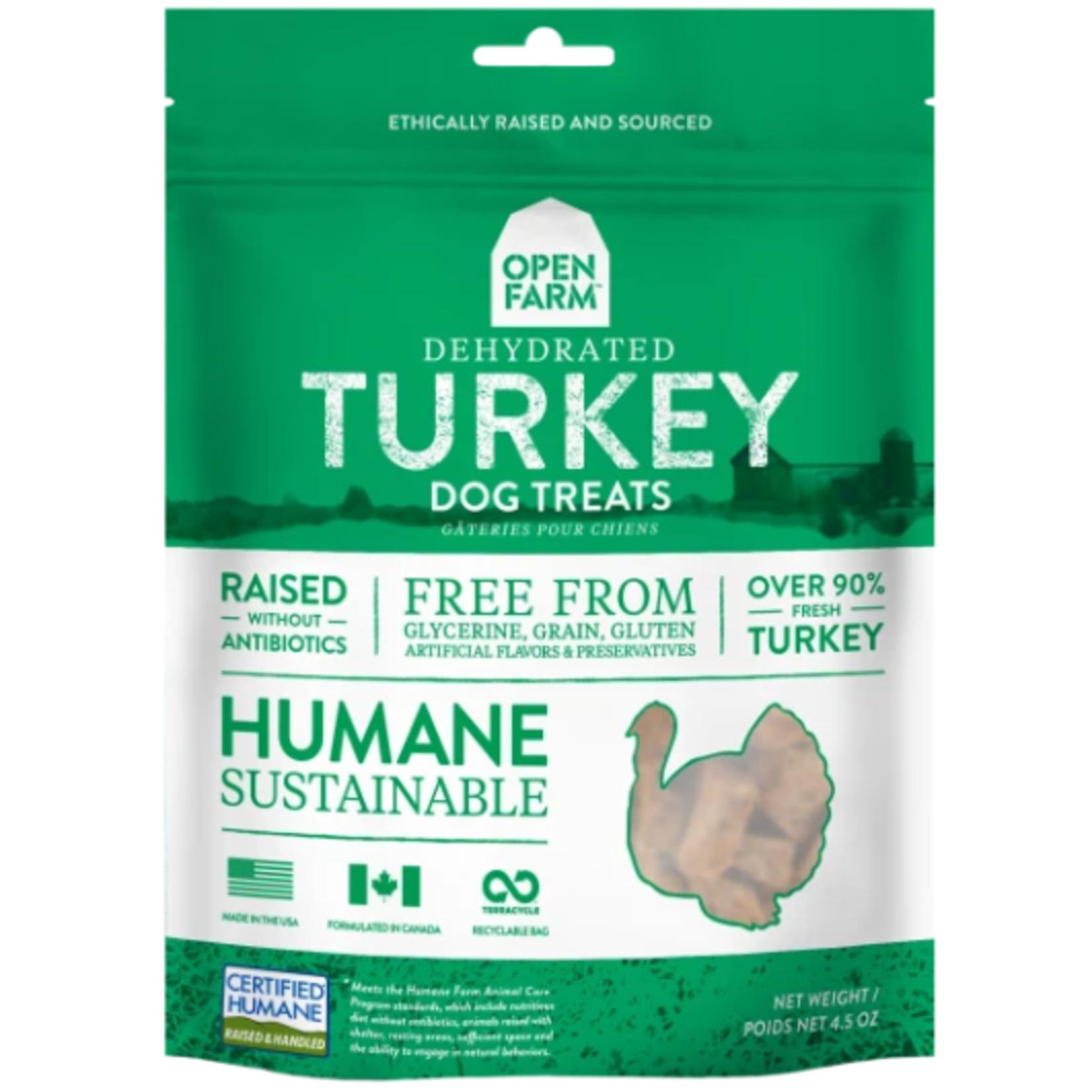 Open Farm Dehydrated Treats