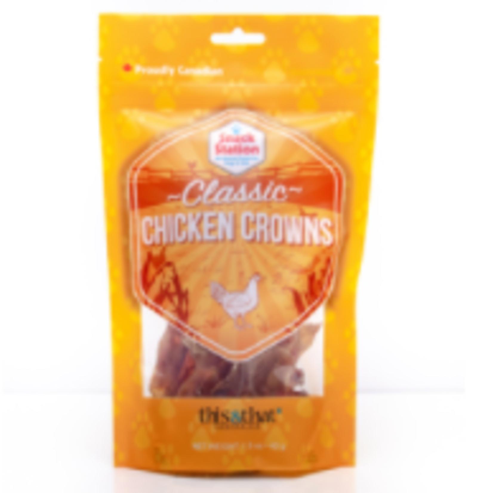 This & That Couronnes de poulet 43g