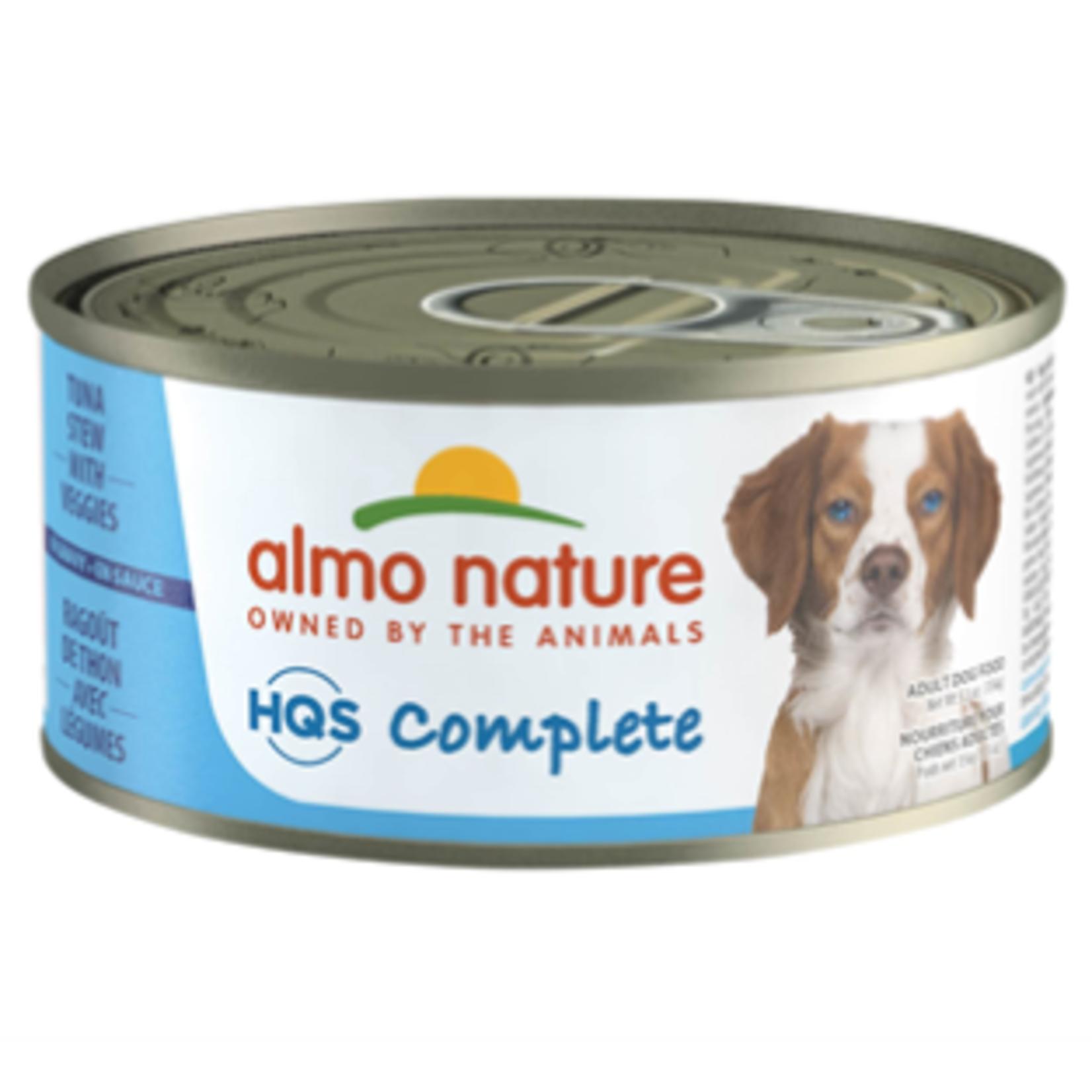 Almo Tuna Stew Green Bean & Veggies - 156g