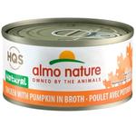 Almo HQS Complete - Poulet à la Citrouille en Bouillon-70g