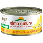 Almo Chicken Breast in Broth - 70 g