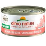 Almo Salmon in Broth - 70 g
