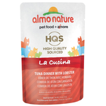 Almo Tuna Dinner with Lobster in Jelly - 55 g - La cucina