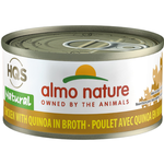 Almo HQS Natural - Chicken and Quinoa in Broth - 70 g