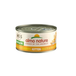 Almo HQS Natural - For Kitten - Chicken Breast in Broth - 70 g