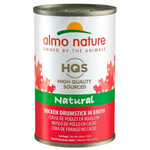 Almo HQS Natural - Chicken Drumstick in Broth - 140 g