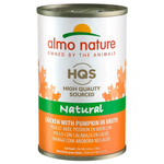Almo HQS Natural - Chicken with Pumpkin in Broth - 140 g
