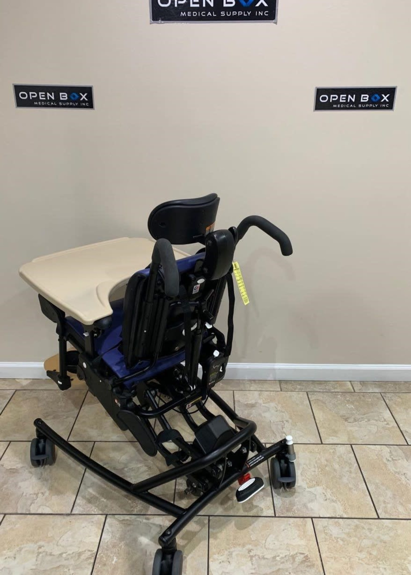 Rifton Activity Chair With Hi-Lo Base & Tilt (Used)