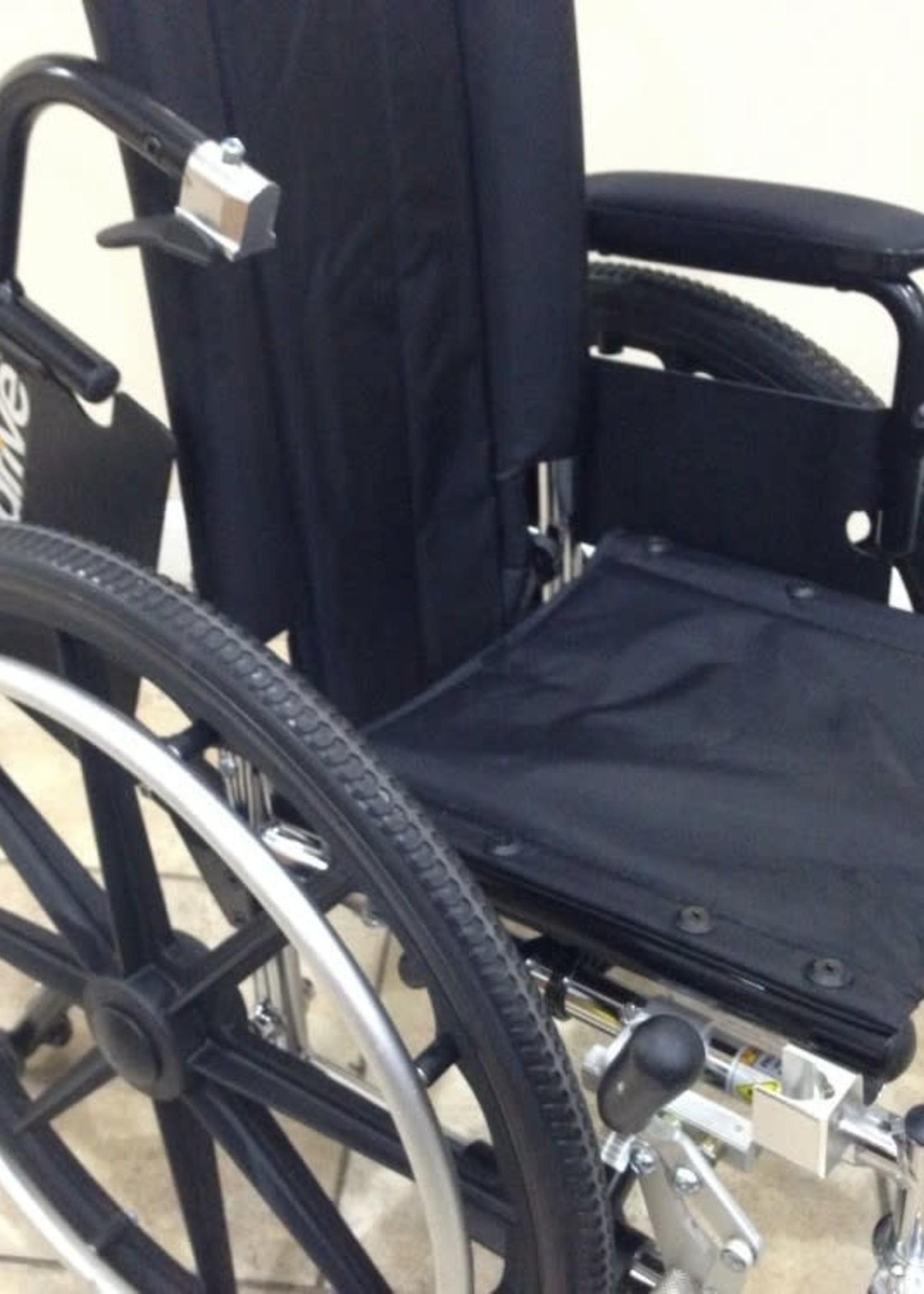 Drive Medical Used Drive Viper Plus Pediatric Wheelchair (Used)