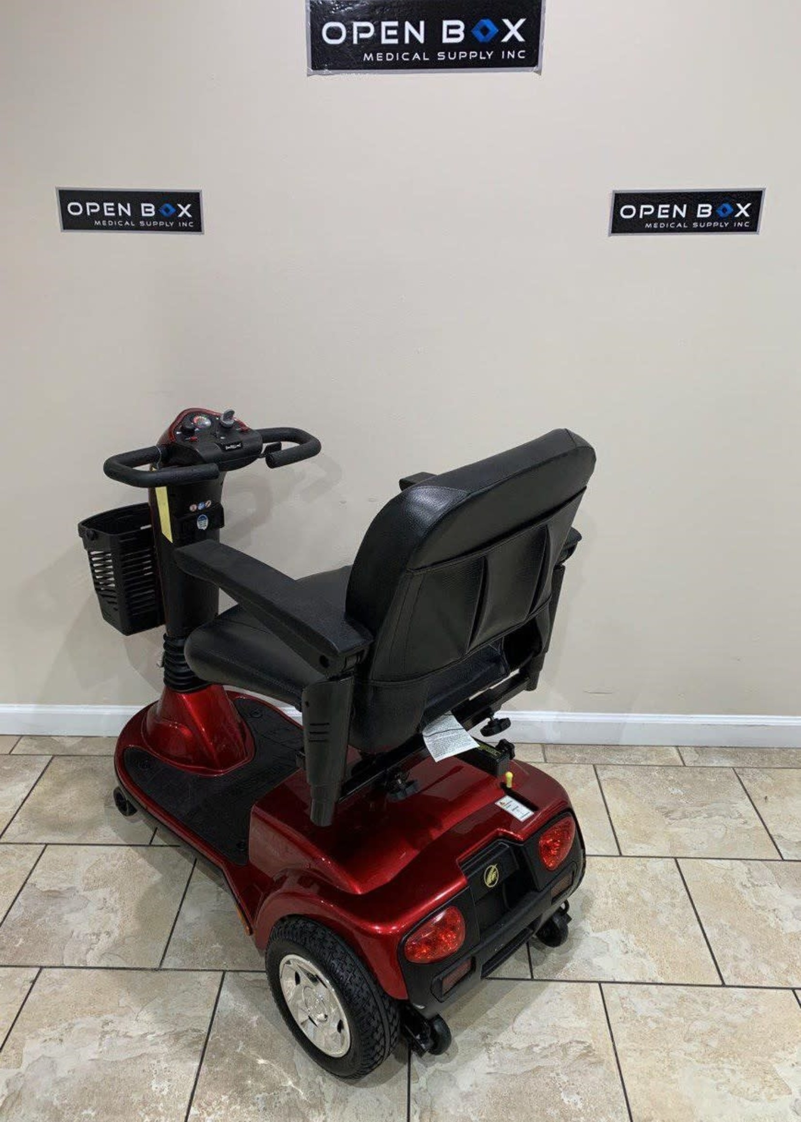 Golden Technologies Golden Companion Full Size 3-Wheel Scooter (Used)
