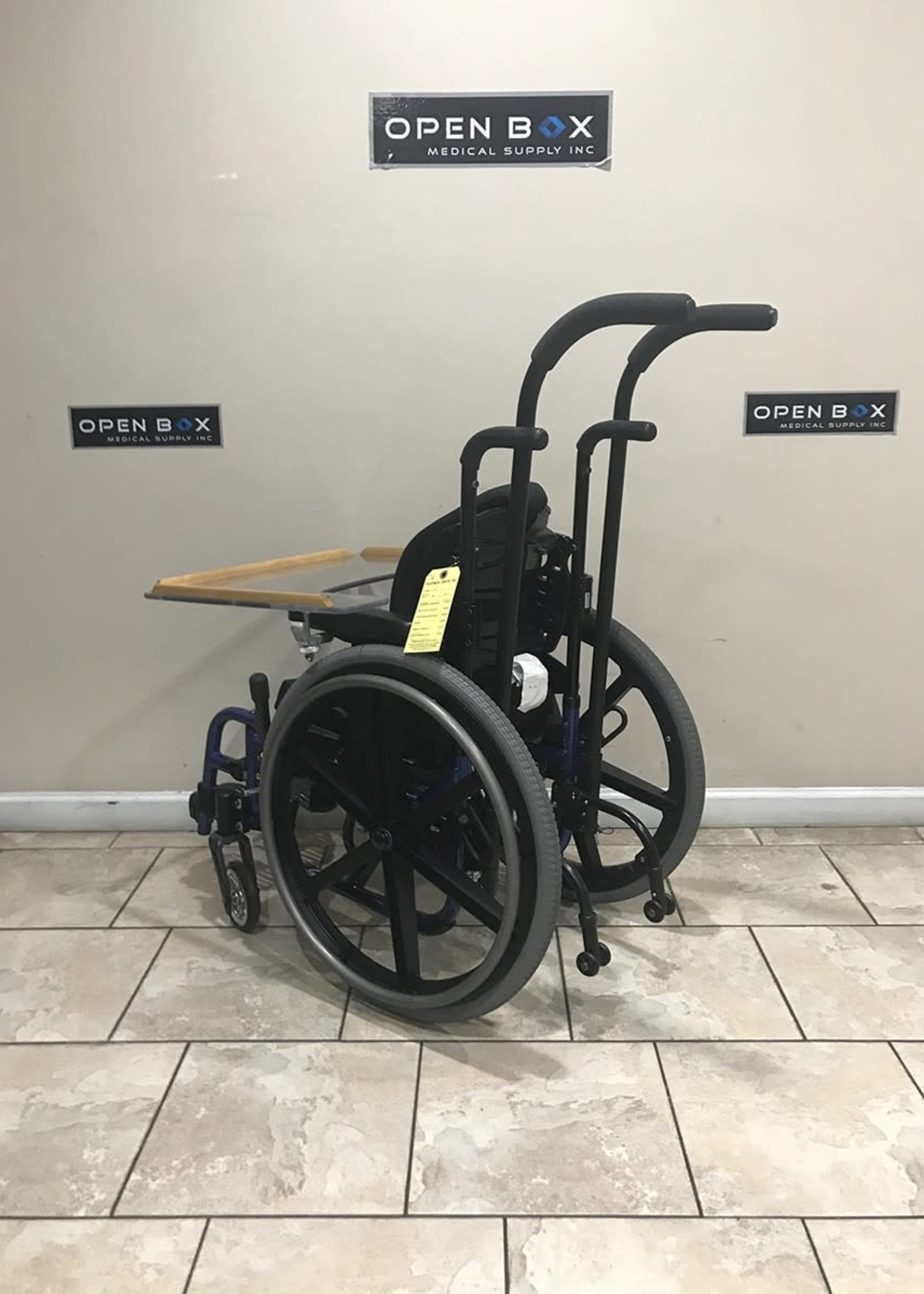 Sunrise Medical Sunrise Quickie 2 Lightweight Wheelchair (Used)