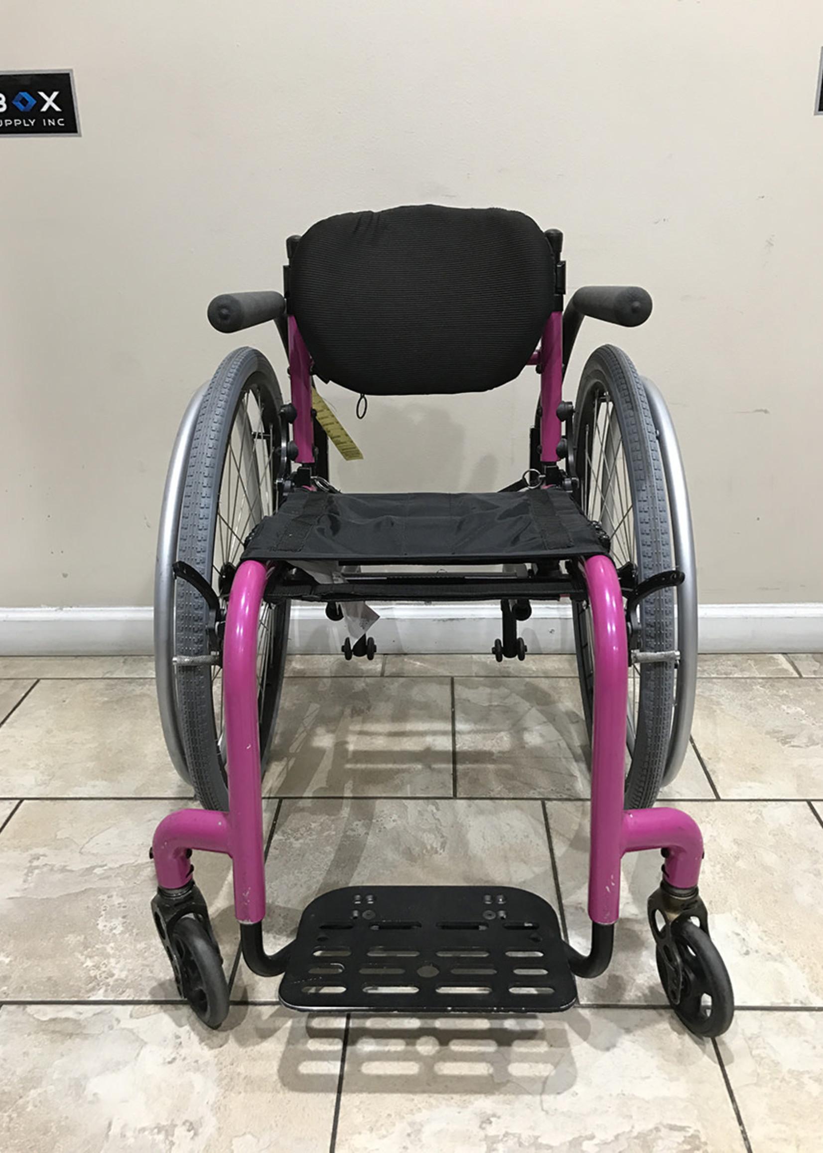 Sunrise Medical Zippie Zone Pediatric Rigid Manual Wheelchair (Used)