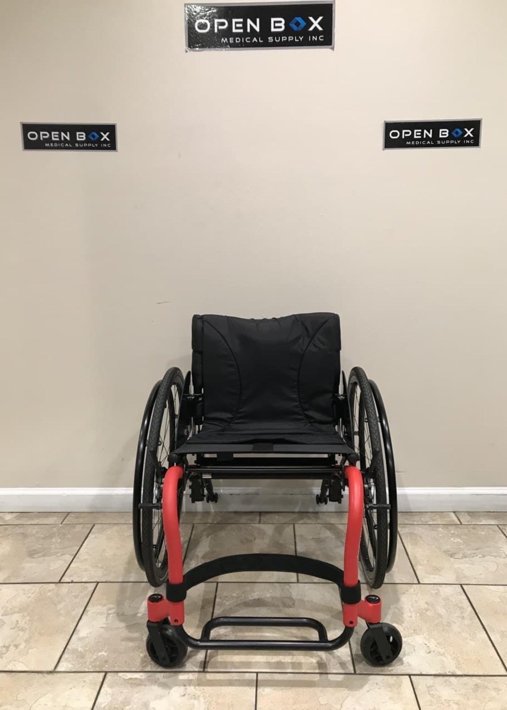 Kuschall Manufacturer Demo Kuschall K Series Attract Ultralight Wheelchair