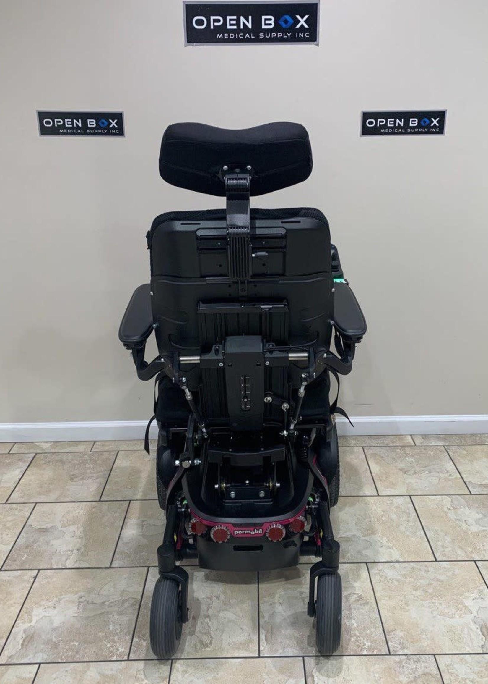 Permobil Permobil F3 Power Wheelchair (Used)