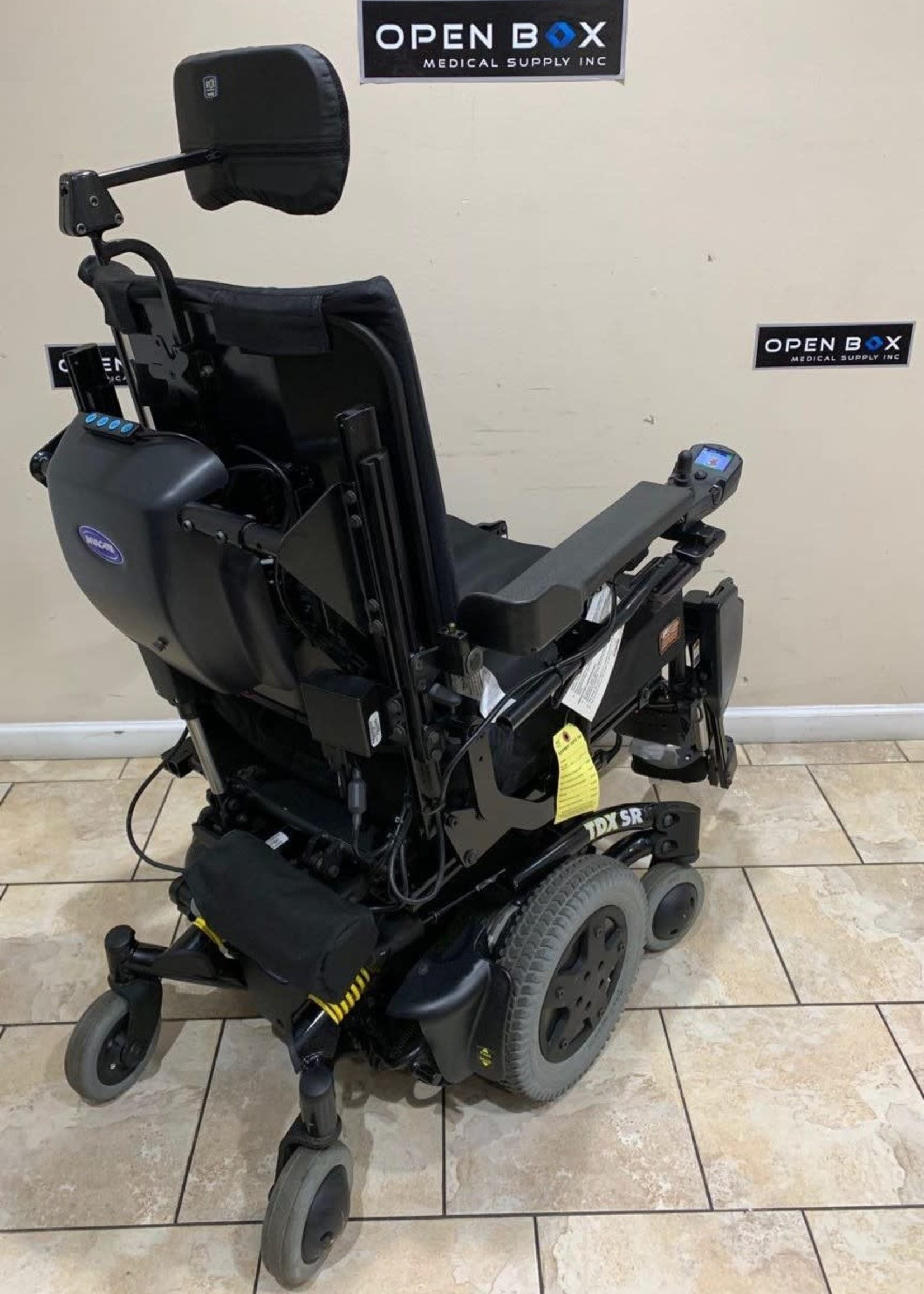 Invacare Invacare TDX SR Rehab Power Wheelchair (Used)